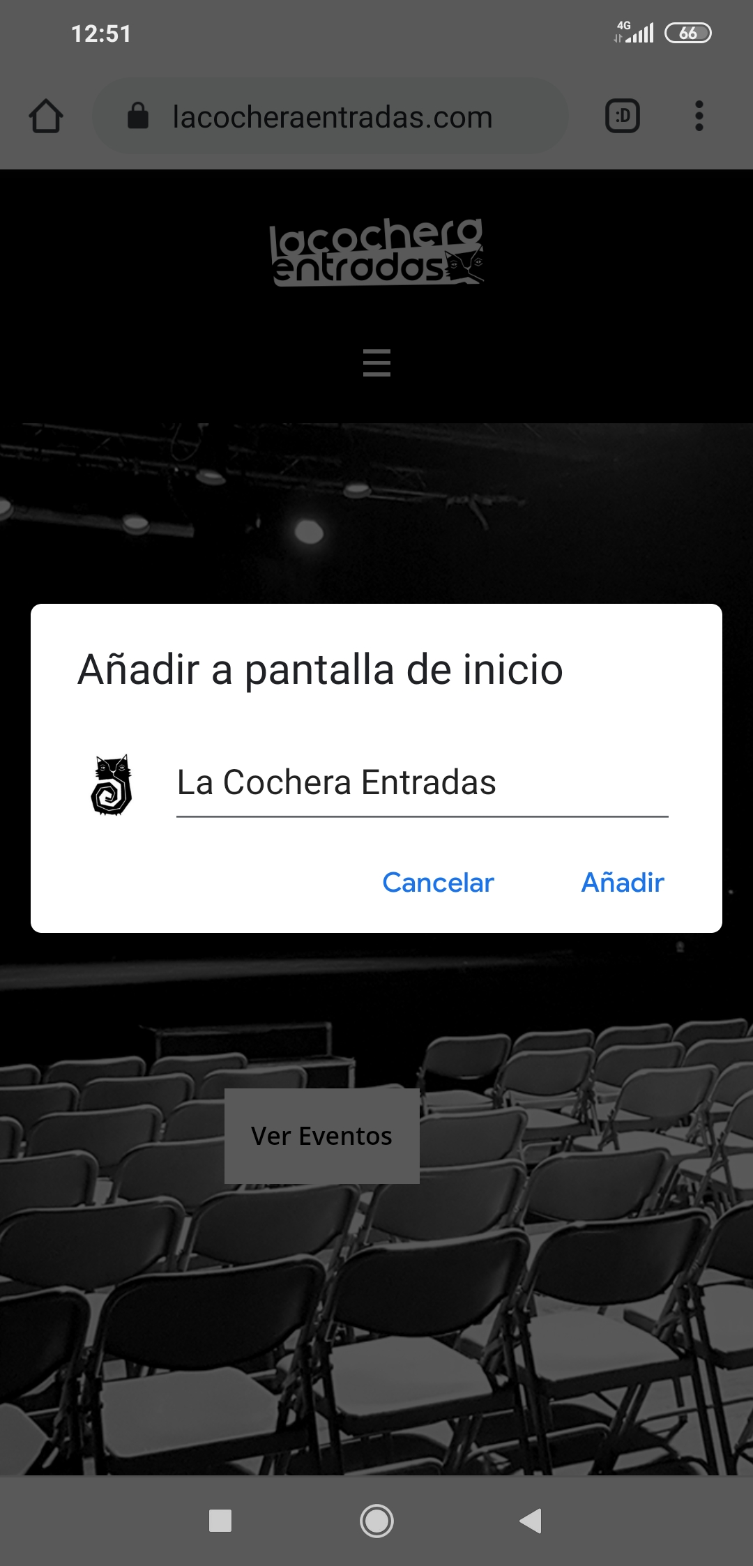 Acceso Directo Android 3