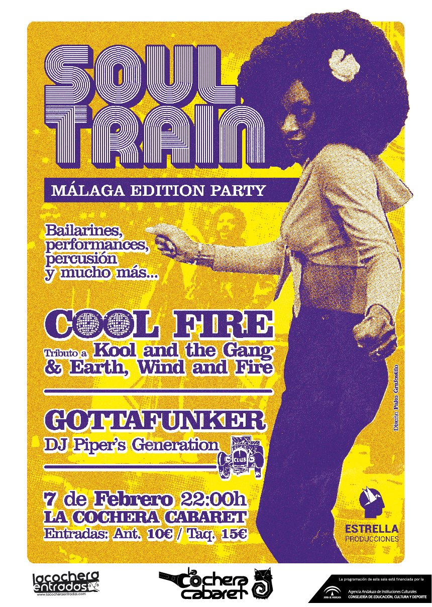 FIESTA FUNKY SOUL TRAIN