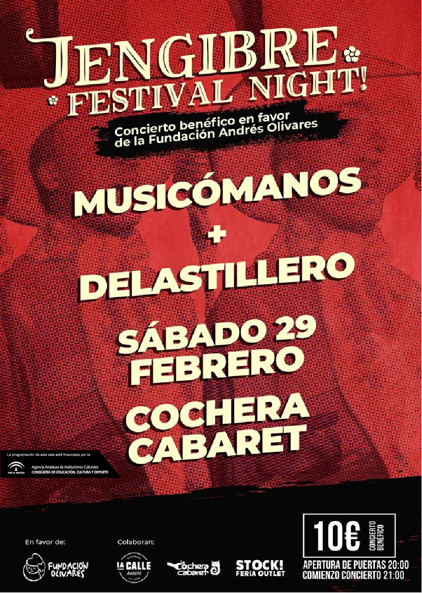 JENGIBRE FESTIVAL NIGHT