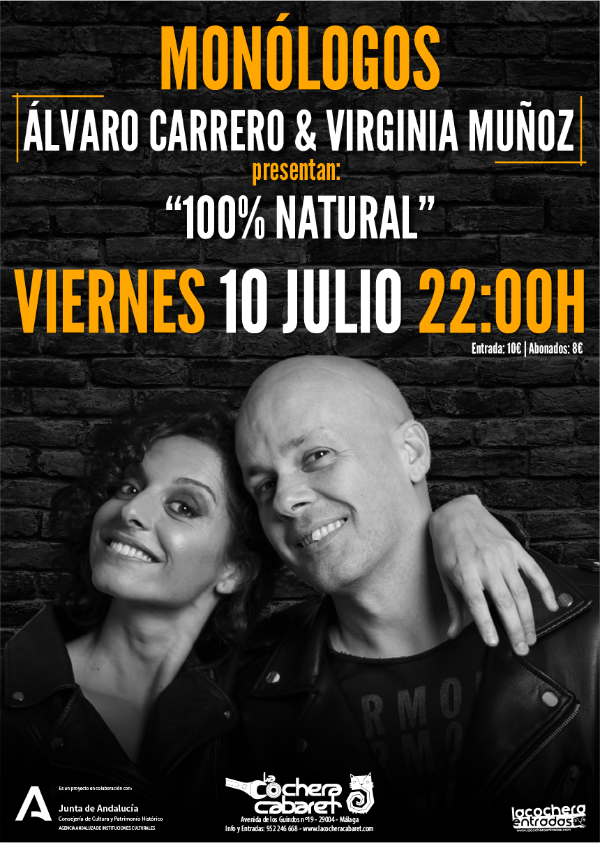 ÁLVARO CARRERO & VIRGINIA MUÑOZ
