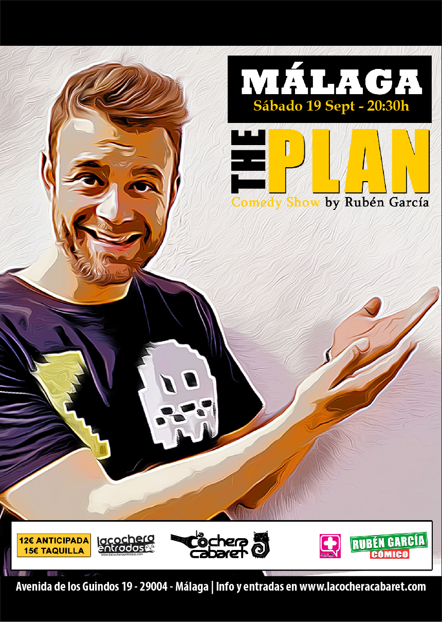 "RUBÉN GARCÍA ""THE PLAN"""