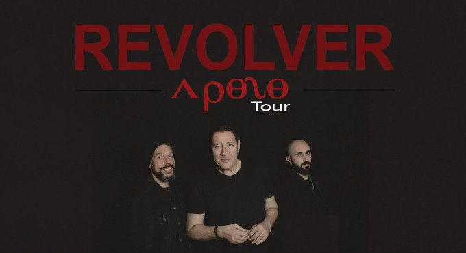 "REVÓLVER ""APOLO TOUR"""
